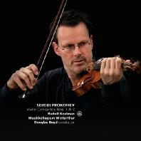 VIOLIN CONCERTOS NOS.1 & 2/ RUDOLF KOELMAN, DOUGLAS BOYD [프로코피에프: 바이올린 협주곡 1, 2번]