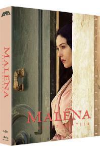 말레나: 언컷 에디션 [MALENA] [미개봉][무삭제·무암전·노모자이크] 아웃케이스+소책자(16p)+포토카드(4종)