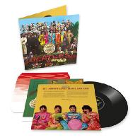 SGT. PEPPER`S LONELY HEARTS CLUB BAND [ANNIVERSARY EDITION] [180G LP]