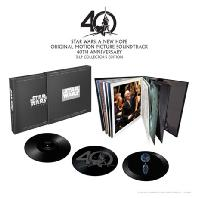 STAR WARS EPISODE 4: A NEW HOPE [40TH ANNIVERSARY LIMITED] [180G LP] [스타워즈 4: 새로운 희망]