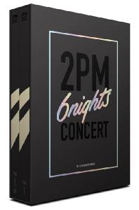 6NIGHTS: 2017 CONCERT [3DVD+포토북]