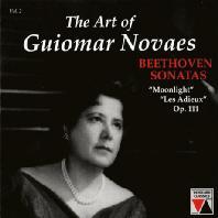 THE ART OF GUIOMAR NOVAES [기오마르 노바에스 연주 2집: 베토벤 월광, 피아노 소나타 26번, 32번]