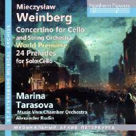 CONCERTINO FOR CELLO [바인베르크: 첼로 협주곡, 솔로 첼로를 위한 24개의 전주곡]