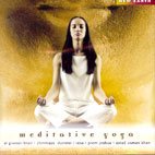VARIOUS - MEDITATIVE YOGA