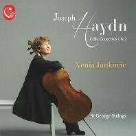 CELLO CONCERTOS 1 & 2/ ST GEROGE STRINGS, XENIA JANKOVIC [하이든: 첼로 협주곡 1, 2번 - 크세니아 야코비츠]