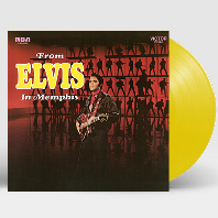 FROM ELVIS IN MEMPHIS [180G YELLOW LP] [한정반]