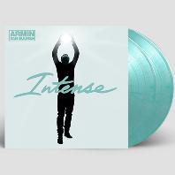 INTENSE [TURQUOISE & WHITE MIXED] [180G LP] [한정반]