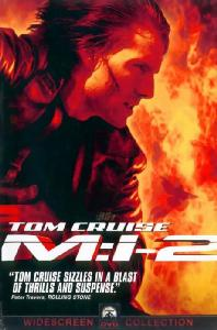 미션 임파서블 2 [MISSION IMPOSSIBLE 2] [W.C/1disc]