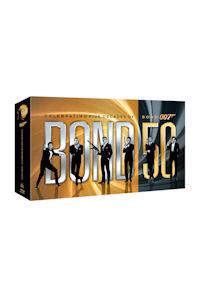007 50주년 기념 박스세트: 스카이폴 포함 [007 BOND 50]