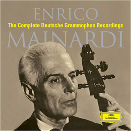 THE COMPLETE DEUTSCHE GRAMMOPHON RECORDINGS [엔리코 마이나르디: DG 녹음전집]