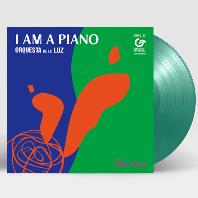 "I AM A PIANO [일본 레코드스토어 데이 한정반] [7"" 45RPM SINGLE CLEAR GREEN LP]"