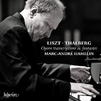 리스트 & 탈베르크 - 오페라 트랜스크립션 & 환상곡