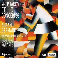 쇼스타코비치 - 첼로 협주곡 1 & 2번