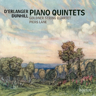 데란제 & 던힐 - 피아노 5중주곡