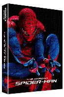 어메이징 스파이더맨 4K UHD+BD(3D/2D)+보너스디스크 [풀슬립 스틸북 한정판] [THE AMAZING SPIDER-MAN]