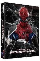 어메이징 스파이더맨 4K UHD+BD(3D/2D)+보너스디스크 [렌티큘러 풀슬립 스틸북 한정판] [THE AMAZING SPIDER-MAN]