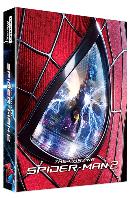 어메이징 스파이더맨 2 [4K UHD+BD+3D] [풀슬립 스틸북 한정판] [THE AMAZING SPIDER-MAN 2]