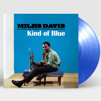 KIND OF BLUE [180G CLEAR BLUE LP]