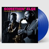 SOMETHIN` ELSE [180G BLUE LP] [한정반]