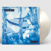 BLUE DAY [180G WHITE MARBLED LP] [한정반]