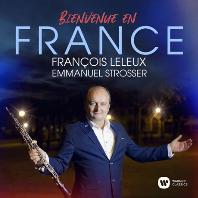 BIENVENUE EN FRANCE/ EMMANUEL STROSSER [프랑수아 를뢰: 프랑스 오보에 작품집]