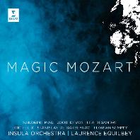 MAGIC MOZART/ INSULA ORCHESTRA, LAURENCE EQUILBEY [매직 모차르트 - 인슐라 오케스트라, 에퀼베이]