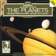 THE PLANETS/ HERBERT VON KARAJAN [KARAJAN GOLD] [홀스트: 행성 - 카라얀]