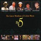 BUENA VISTA SOCIAL CLUB/ THE GREAT MEMBERS OF CUBAN MUSIC [5CD BOX SET]