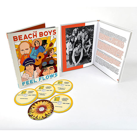 FEEL FLOWS: THE SUNFLOWER & SURF`S UP SESSIONS 1969-1971 [BOX SET]