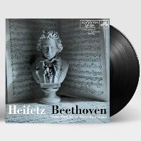 VIOLIN SONATA NO.8 & 10/ JASCHA HEIFETZ, EMANUEL BAY [베토벤: 바이올린 소나타 8, 10번 - 야샤 하이페츠] [180G LP]