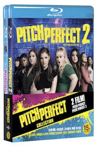 피치 퍼펙트 더블팩: 피치 퍼펙트 & 피치 퍼펙트:언프리티 걸즈 [PITCH PERFECT]