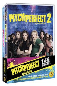 피치 퍼펙트 더블팩: 피치 퍼펙트 & 피치 퍼펙트:언프리티 걸즈 [한정판] [PITCH PERFECT]