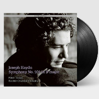 SYMPHONY NO.101/ ROBIN TICCIATI [하이든: 교향곡 101번 - 로빈 티치아티] [180G 45RPM LP]
