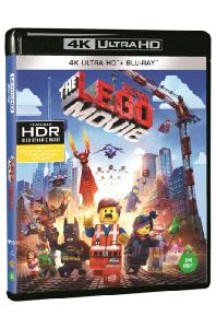 레고 무비 [4K UHD] [THE LEGO MOVIE]