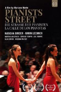 PIANISTS STREET: A FILM BY MARIANO NANTE [피아니스트들의 거리: 다큐멘터리] [한글자막]