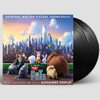 THE SECRET LIFE OF PETS [180G LP] [마이펫의 이중생활]