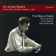 THE OTHER BADURA [차이코프스키, 림스키-코르사코프, 리스트: 피아노 협주곡 1번 - 폴 바두라 스코다]