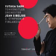 SYMPHONIE 2 & FINLANDIA/ YUTAKA SADO[시벨리우스: 교향곡 2번 & 핀란디아 - 사도 유타카]