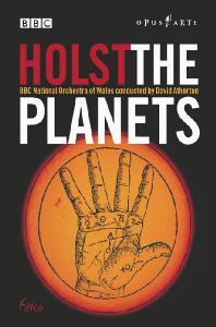 THE PLANETS/ DAVID ATHERTON [홀스트: 행성]