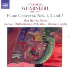 PIANO CONCERTOS NO.1,2 & 3/ THOMAS CONLIN
