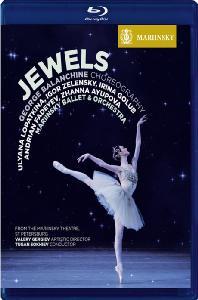 JEWELS/ MARIINSKY BALLET & <!HS>ORCHESTRA<!HE> [조지 발란신의 보석들]