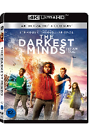다키스트 마인드 4K UHD+BD [THE DARKEST MINDS]