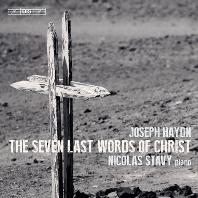 THE SEVEN LAST WORDS OF CHRIST ON THE CROSS/ NICOLAS STAVY [SACD HYBRID] [하이든: 십자가 위에 그리스도의 마지막 일곱 말씀 - 니콜라스 스타비]
