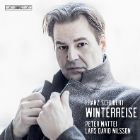 WINTERREISE/ PETER MATTEI, LARS DAVID NILSSON [SACD HYBRID] [슈베르트: 겨울 나그네 - 페터 마테이]