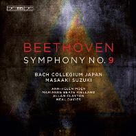 SYMPHONY NO.9/ MASAAKI SUZUKI [SACD HYBRID] [베토벤: 교향곡 9번 - 마사아키 스즈키]