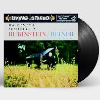 CONCERTO NO.2/ ARTUR RUBINSTEIN, FRITZ REINER [라흐마니노프: 피아노 협주곡 2번 - 루빈스타인, 라이너] [200G LP]