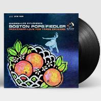 LES SYLPHIDES & LOVE FOR THREE ORANGES/ ARTHUR FIEDLER [쇼팽: 레 실피드 & 프로코피에프: 세 개의 오렌지를 위한 사랑 - 아서 피들러] [200G LP]