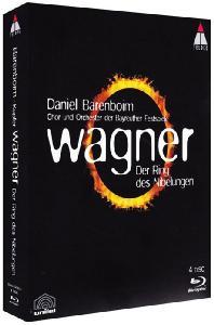 DER RING DES NIBELUNGEN/ DANIEL BARENBOIM [바그너: 니벨룽겐의 반지 전곡 - 바렌보임]