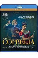 COPPELIA/ BARRY WORDSWORTH, ROYAL BALLET [들리브: 발레 코펠리아 - 로열 발레, 발루아(안무)] [보너스트랙 한글자막]