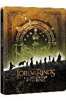 반지의 제왕: 반지 원정대 4K UHD+BD [스틸북 한정판] [THE LORD OF THE RINGS: THE FELLOWSHIP OF THE RINGS]